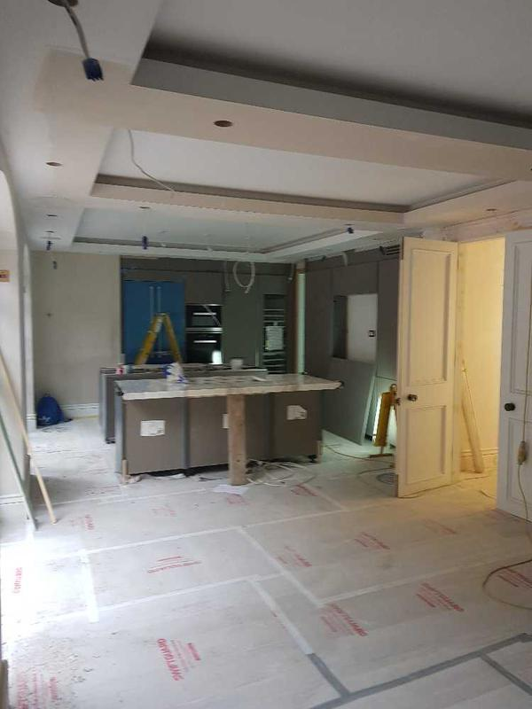 Image 11 - Kitchen rewire NW8.