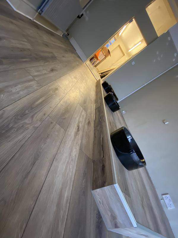 Image 18 - Nail shop Referred all done by Harris Flooring