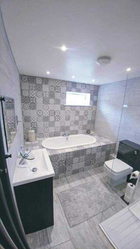 Image 4 - Bathroom downlighting installation