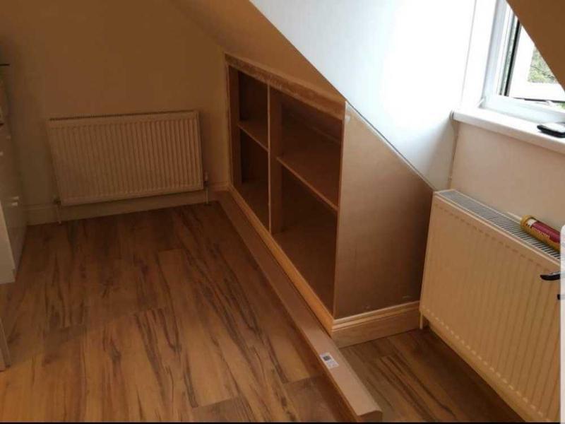 Image 8 - loft cupboard ( morden)