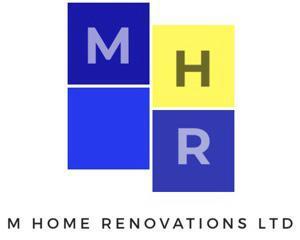 M Home Renovations logo
