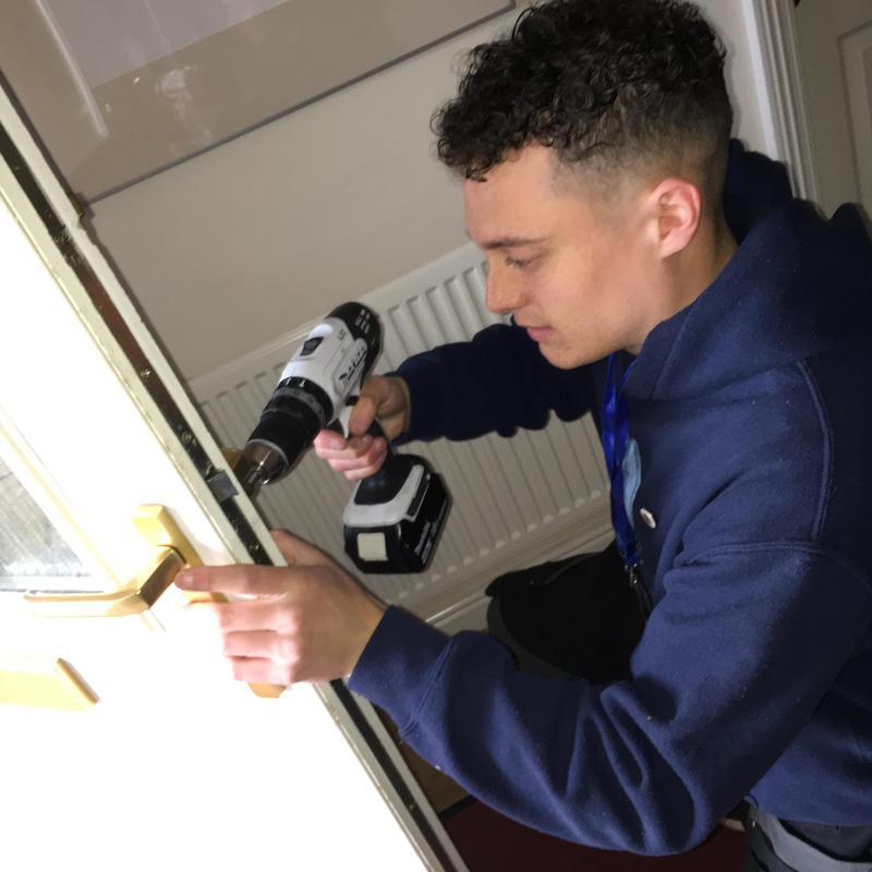 Image 13 - PVC Door repaired in Chorlton