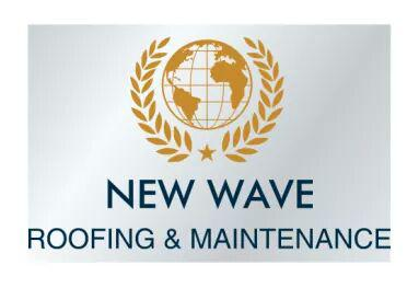 New Wave Roofing & Maintenance logo