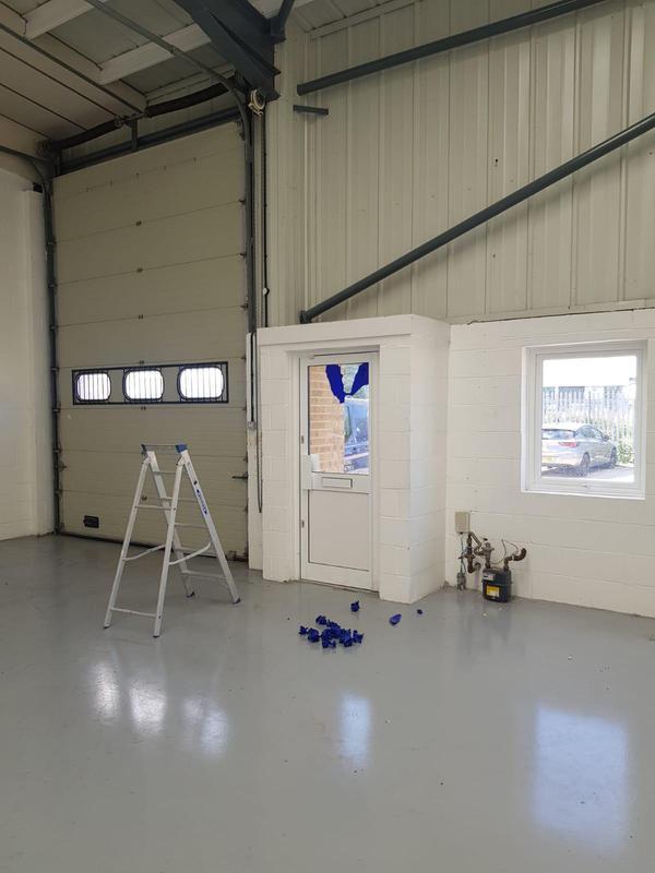Image 4 - Factory interior redecoration