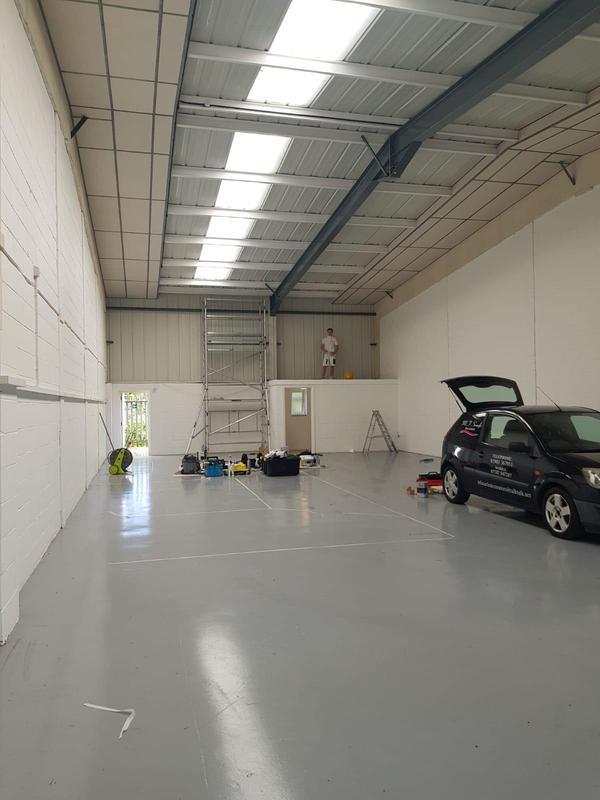 Image 5 - Factory interior redecoration
