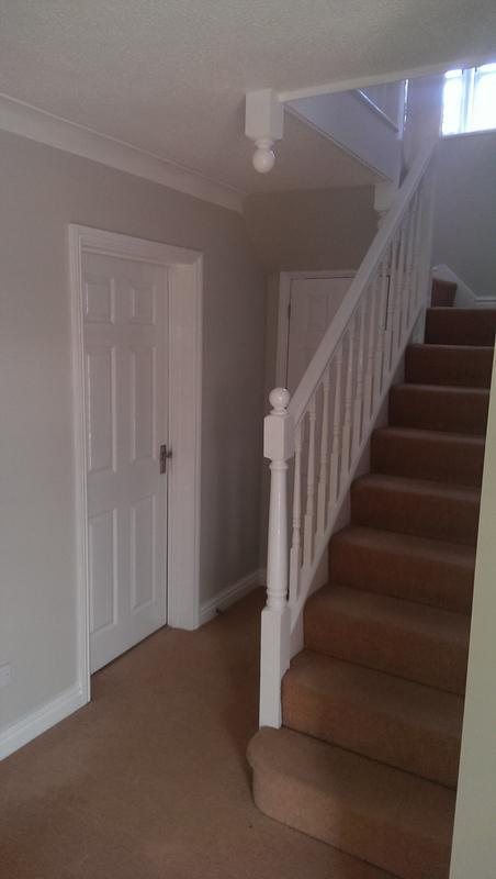 Image 5 - Hallway, Stairs and Landing in Huntingdon