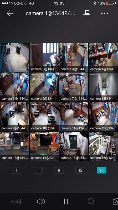 Image 3 - CCTV Monitor via Mobile Phone device