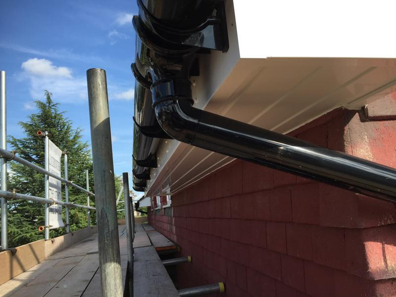 Image 23 - New Fascias/Soffit/Guttering After