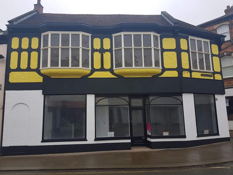 Image 17 - Shop front