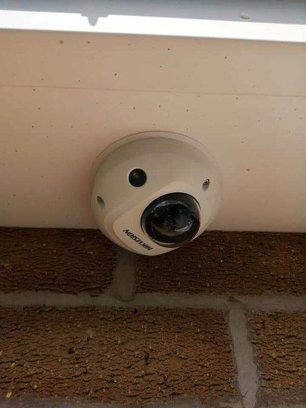 Image 13 - Hikvision IP CCTV system designed and installed to cover all external angles of a domestic property.