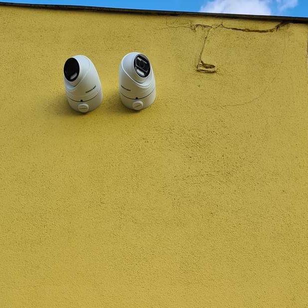 Image 14 - No escaping these 5mp hikvision colour vu cameras