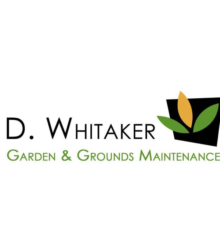 D Whitaker Garden & Grounds Maintenance logo