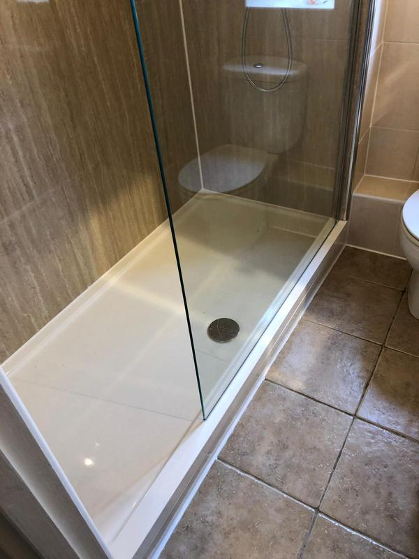 Image 17 - Walk in showers with shower boards