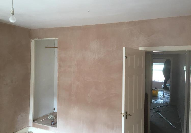Image 52 - Whole house skimmed and floor replaced