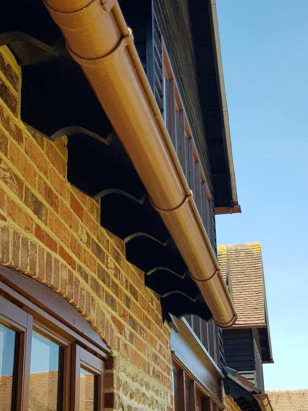 Image 1 - Refurbished rafter feet on this beautiful Sussex Barn.