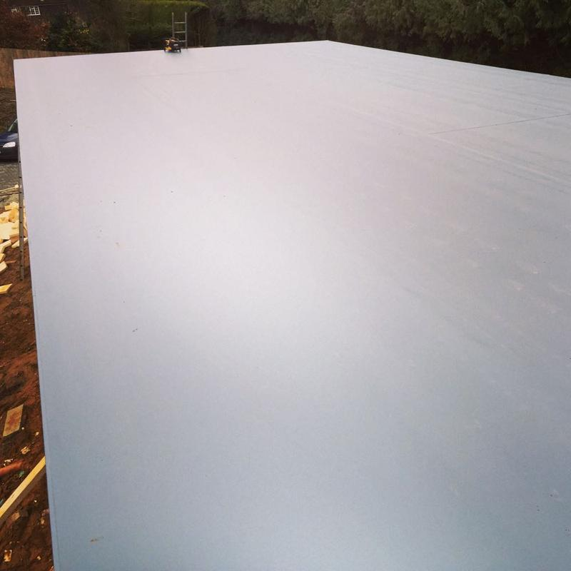 Image 25 - Soprema PVC Single Ply Membrane - Deepdale Veterinary, Bedfordshire