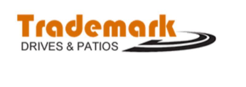 Trademark Drives & Patios logo