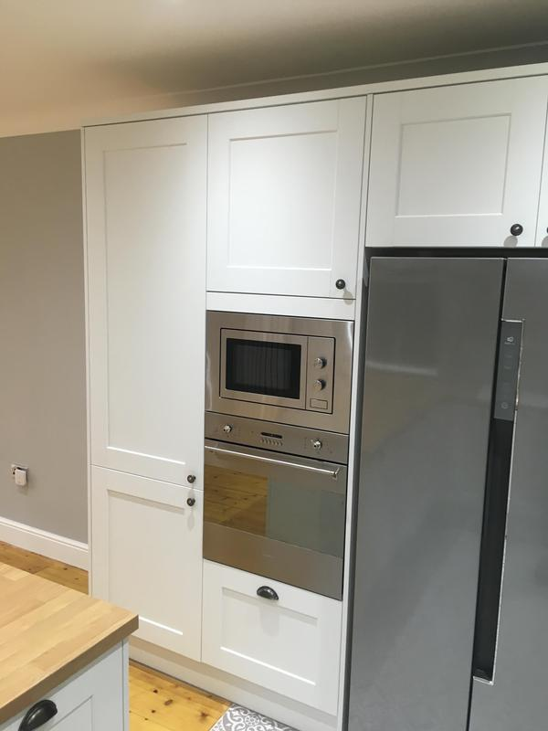 Image 32 - Brentford project - kitchen 5