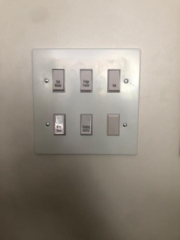 Image 11 - New grid switch in new kitchen