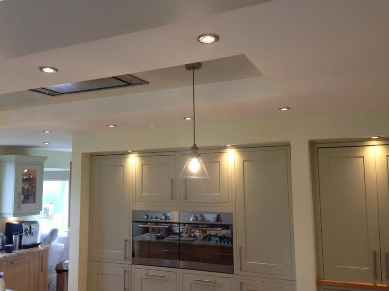 Image 3 - kitchen lighting