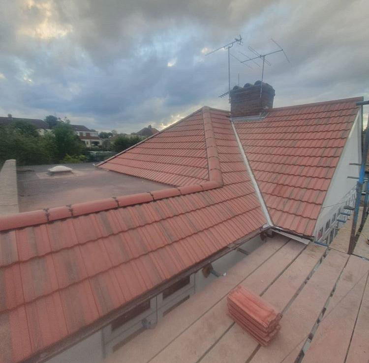 Image 17 - New roof after
