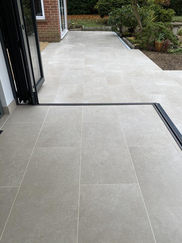 Image 9 - Patio to match internal tiles