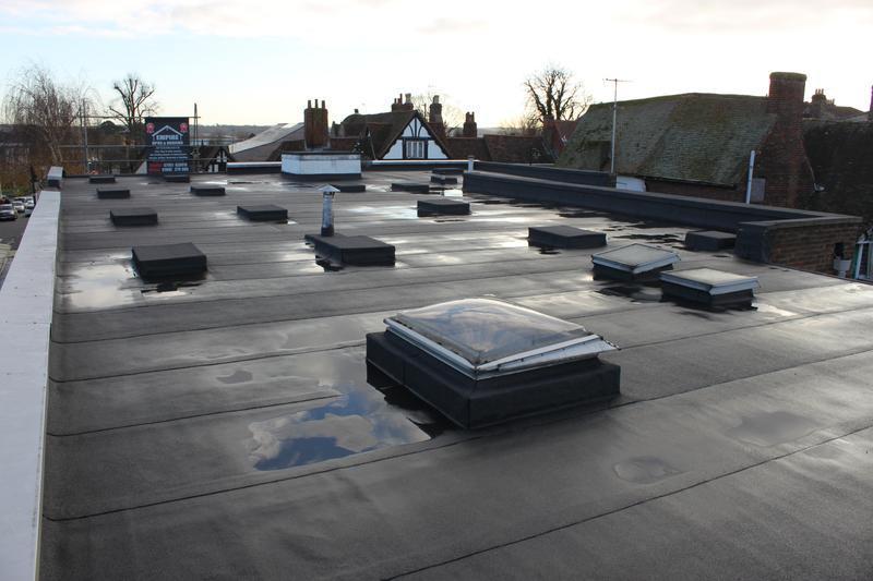 Image 48 - New Felt Roof