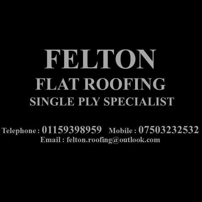 Felton Flat Roofing logo
