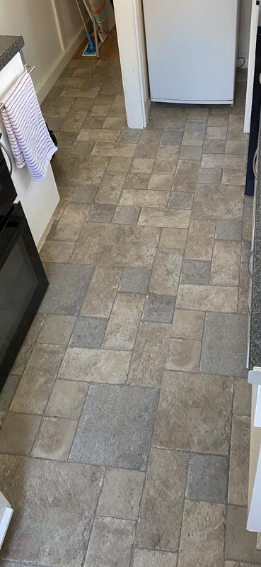 Image 7 - Tile effect laminate flooring
