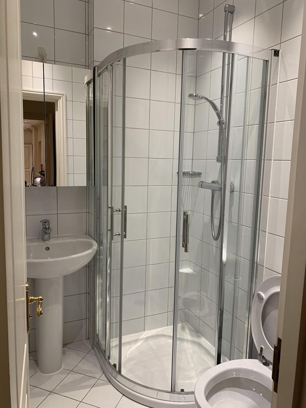 Image 64 - Descaling bathroom shower