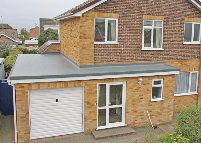 Image 3 - GRP / Fibre Glass Roof 30 Year Guarantee