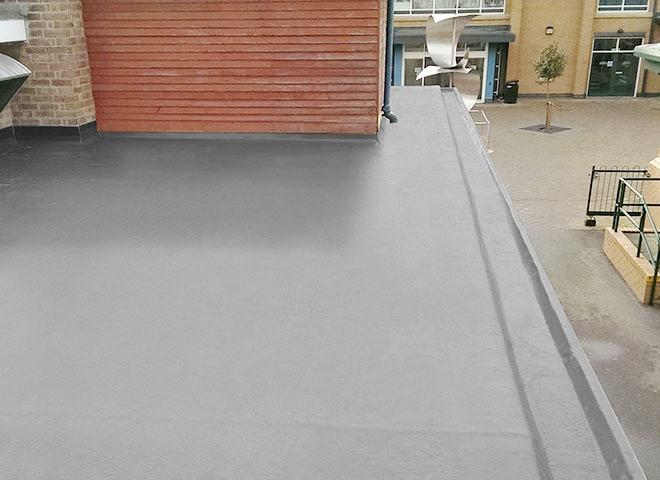 Image 6 - GRP / Fibre Glass Roof 30 Year Guarantee