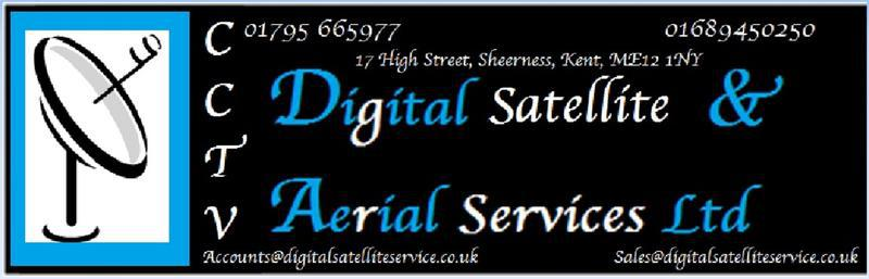Digital Satellite & Aerial Services Ltd logo