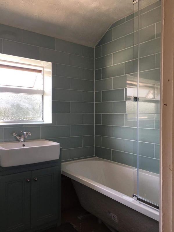 Image 41 - Bathroom in progress