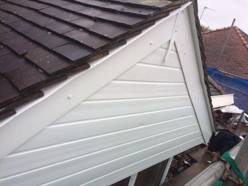 Image 45 - white pvc fascias with nice finish