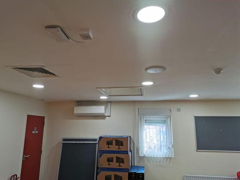 Image 22 - LED lighting upgrade for a GP surgery.. Be smart about your lights. LED is the way forward.
