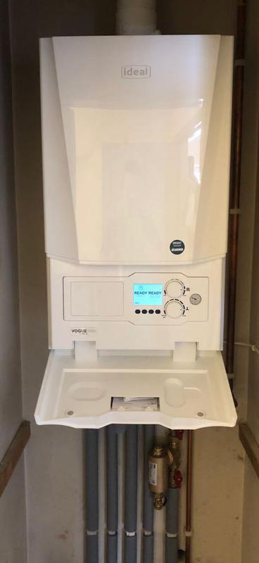Image 21 - New boiler upgrade this also comes with 10 years guarantee.