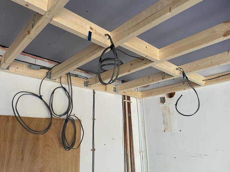 Image 3 - Extension wiring