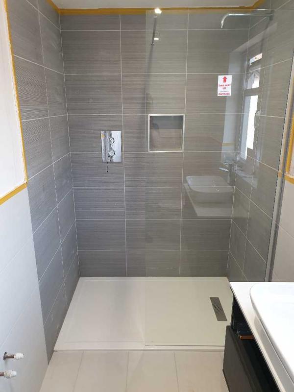 Image 19 - Bathroom refurbishment, Twickenham #1.