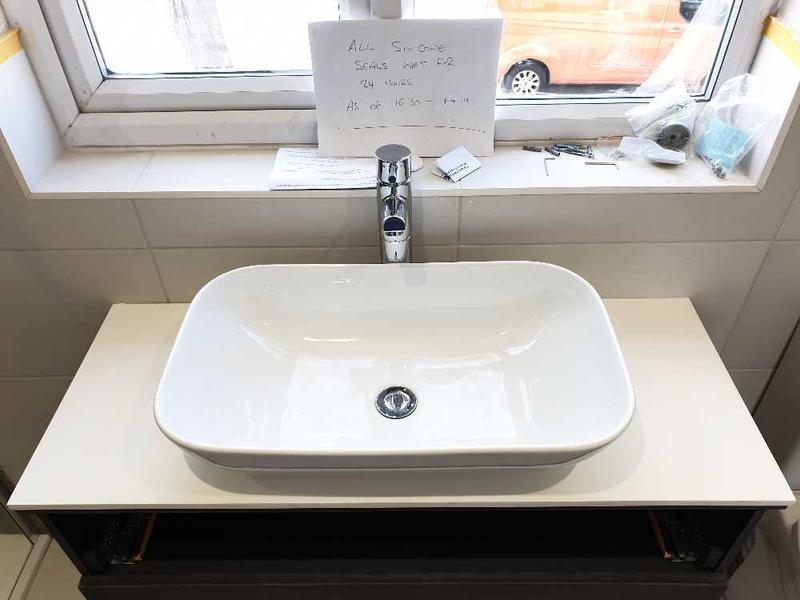 Image 18 - Bathroom refurbishment, Twickenham #2.