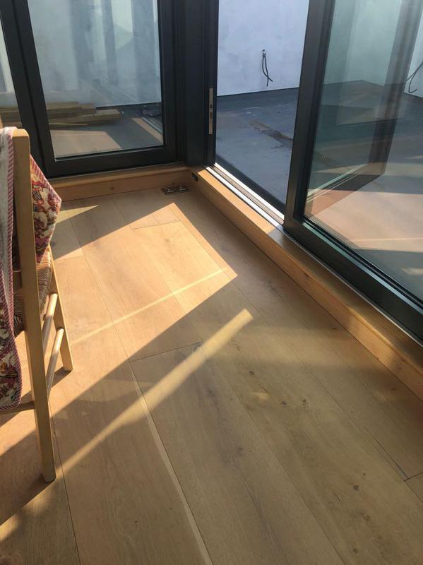 Image 9 - Oak flooring