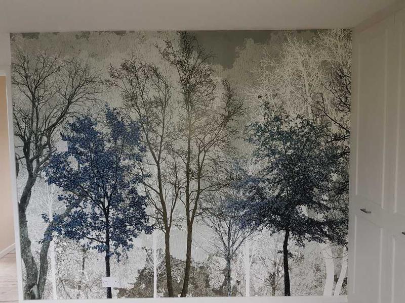 Image 68 - Mural wall paper