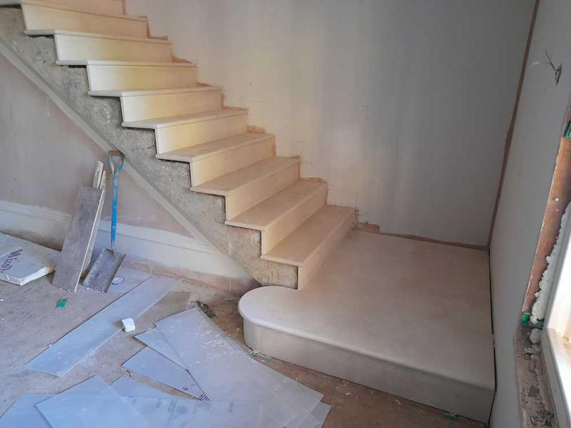 Image 6 - Stone staircase, stock essex