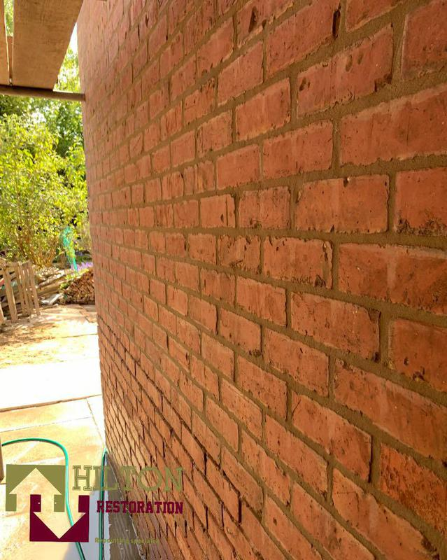 Image 8 - Close up image of our standard of repointing ✅