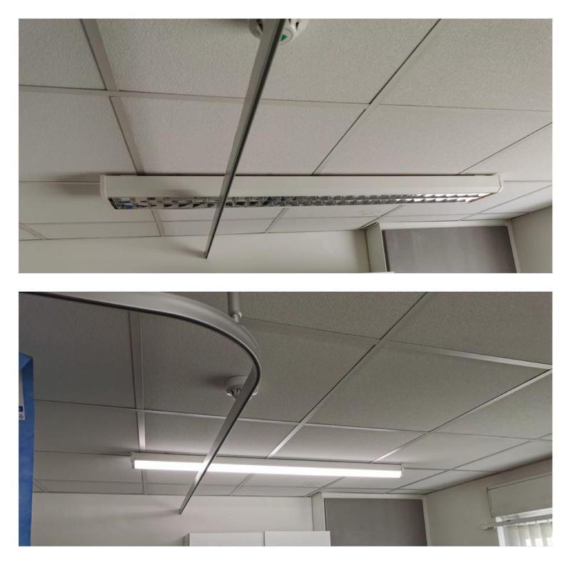 Image 15 - LED Lighting Upgrade for one of our regular clients