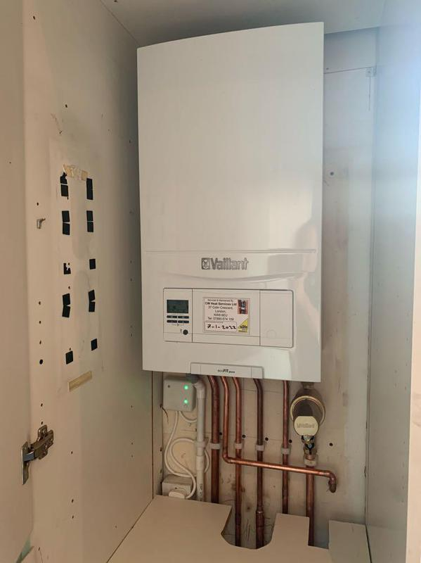 Image 1 - 10yrs warranty Vaillant and Hive