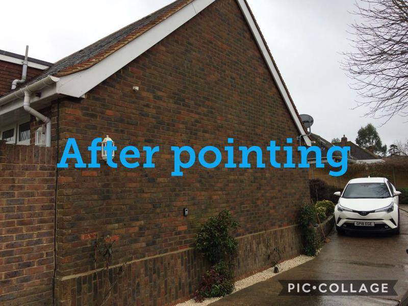 Image 24 - After repointing in findon