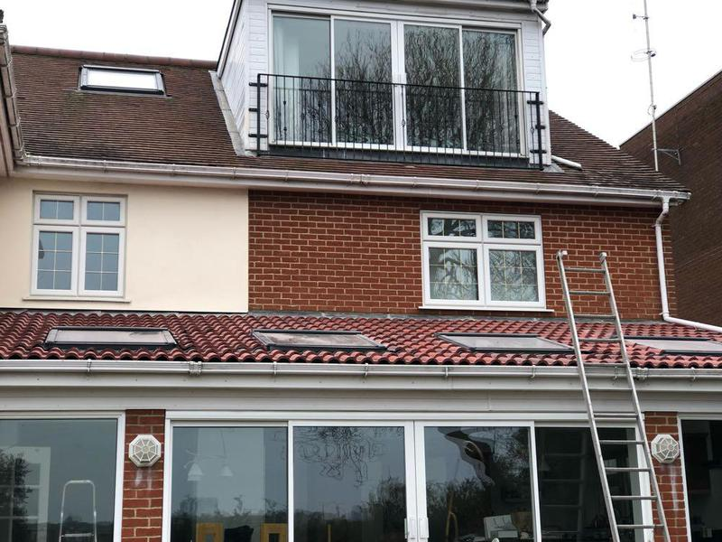 Image 9 - New interlocking tile roof
