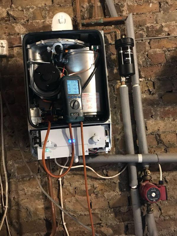 Image 3 - Boiler Service