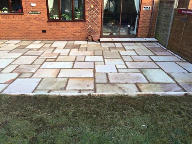 Image 73 - sandstone patios Birmingham